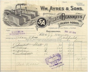 Wm Ayres & Sons Inc