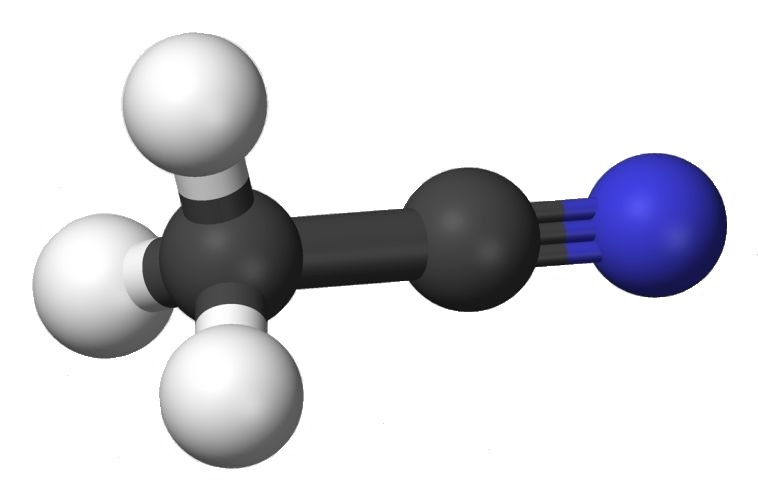 Hydrolysis of Acetonitrile