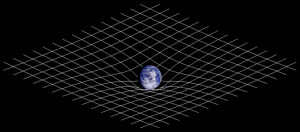 Fabric of Space Time - Wikimedia Commons GNU Free Documentation License Version 1.2 by LobStoR