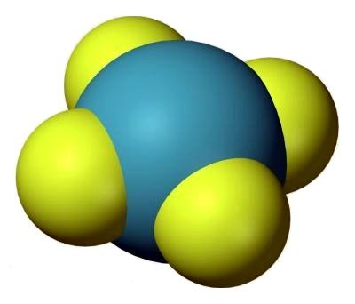 inert gas compounds