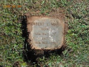 Herbert L Maris