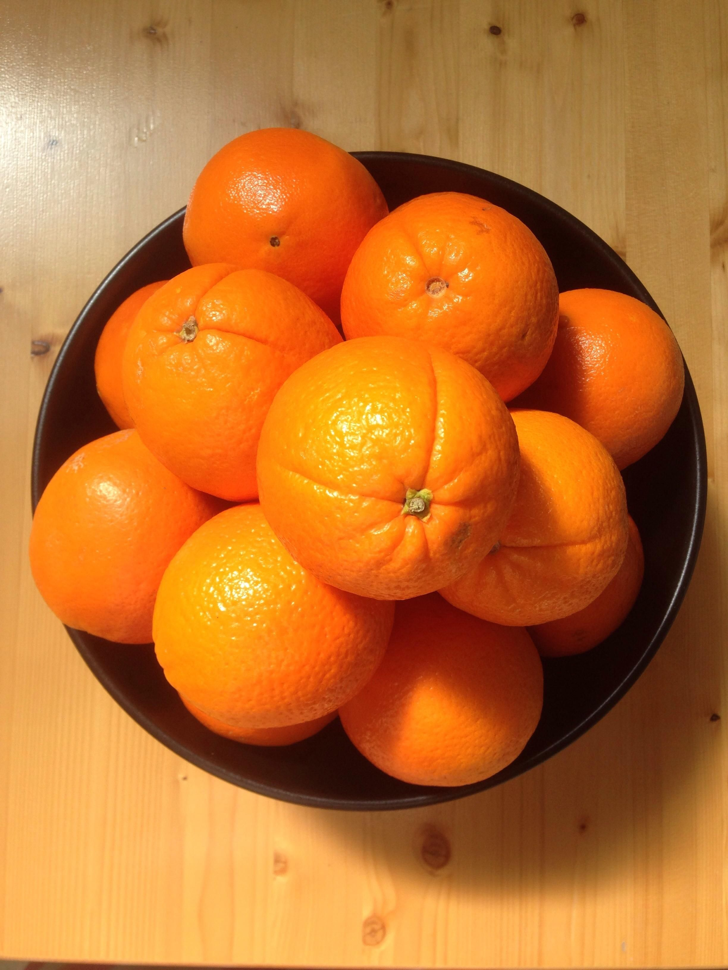 Orange Oranges is an Historic Controversy - Quirky Science