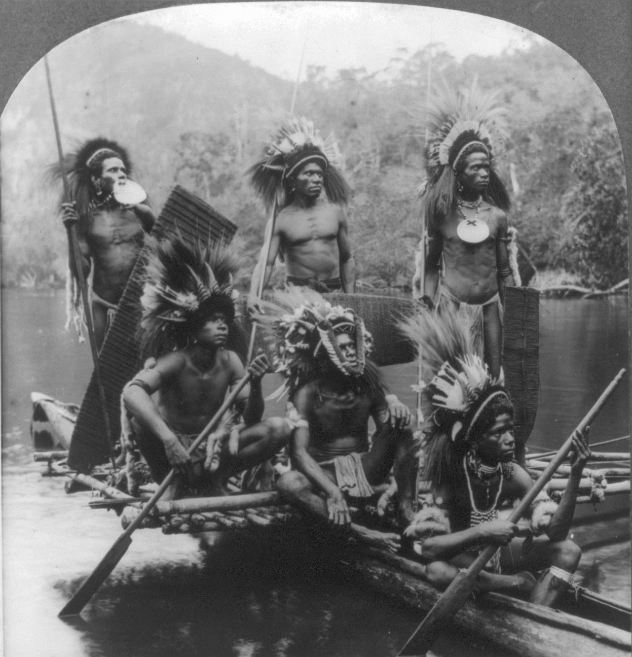 New Guinea Cannibals