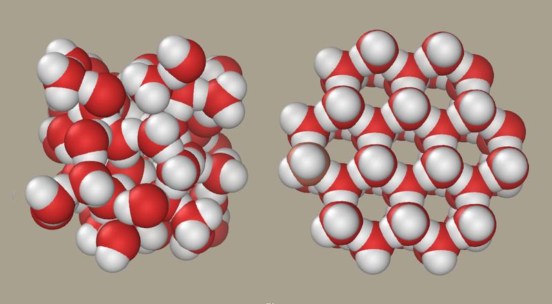 Bent Water Molecule  U2013 Why Is It Bent