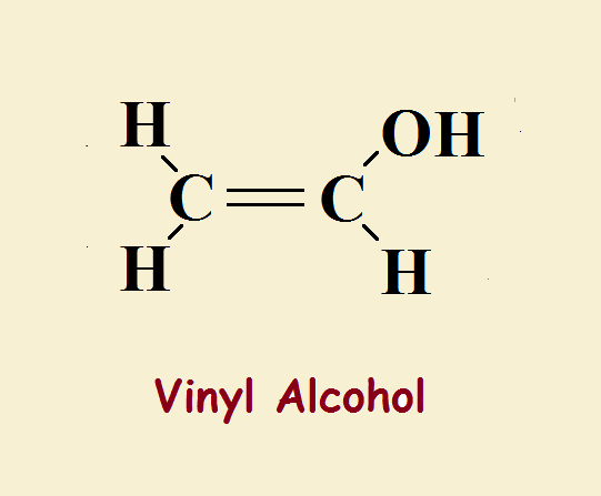 Vinyl Alcohol Tautomerism And Earth S Atmosphere