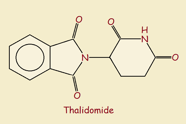 morning sickness medication thalidomide