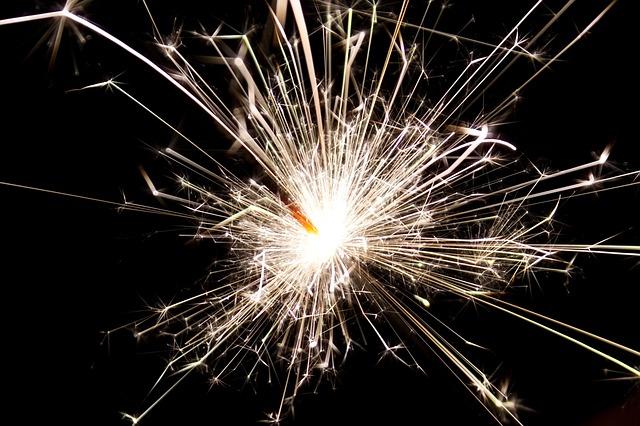 fireworks chemistry