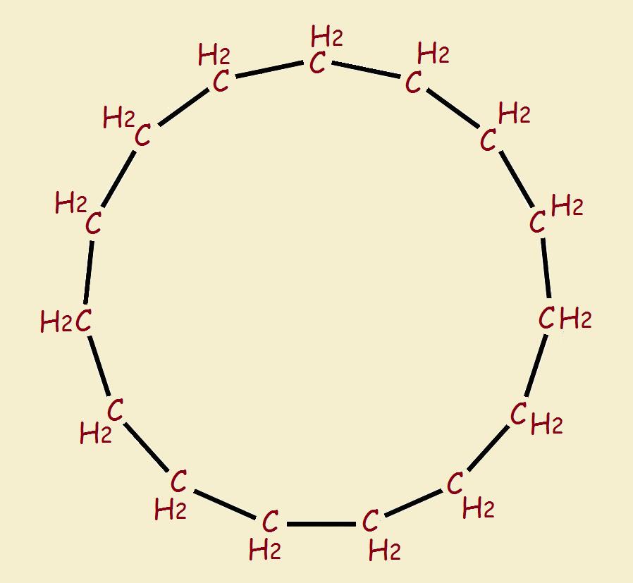cyclodecapentane
