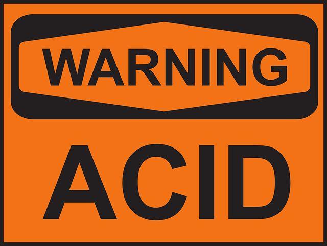 acids to superacids