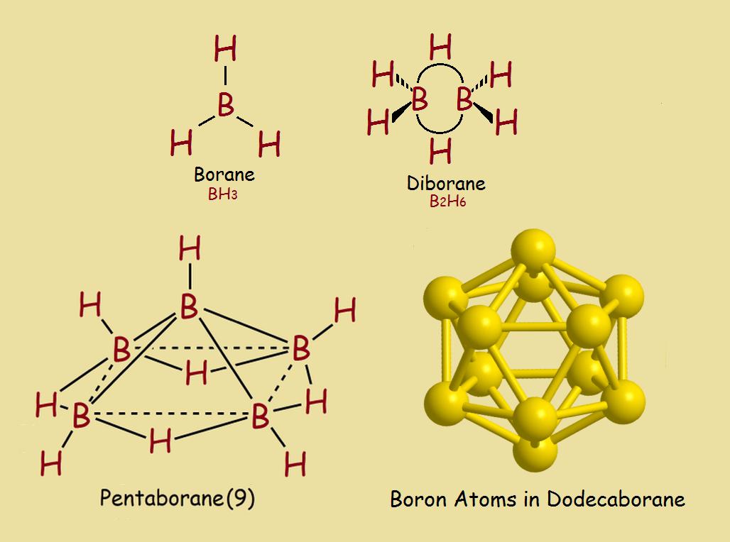 Boranes