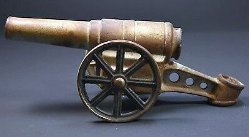 carbide cannons