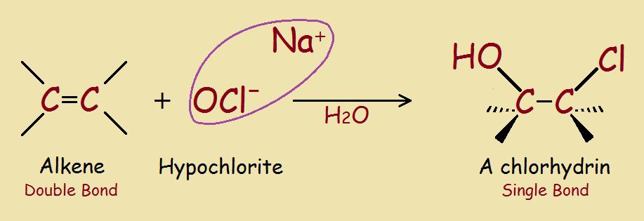 chlorine bleach