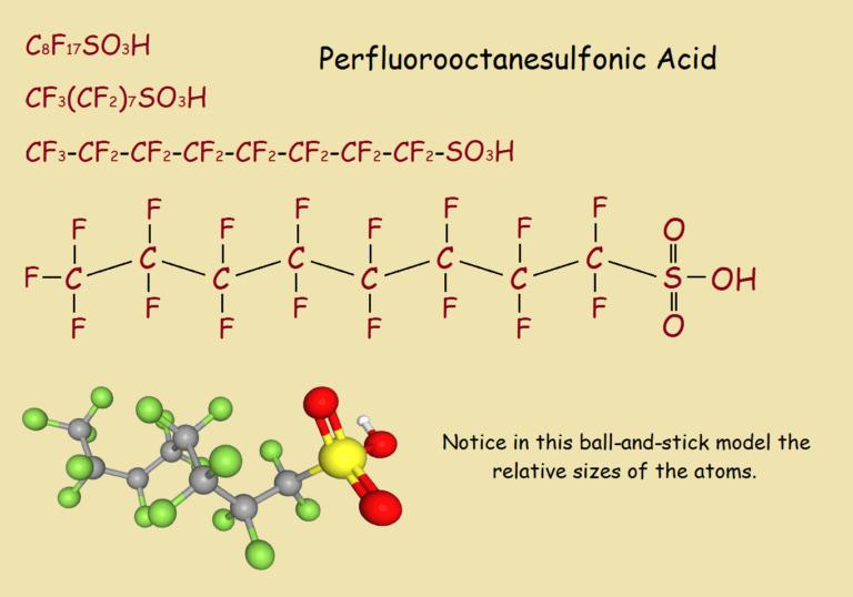 perfluorooctanesulfonic acid
