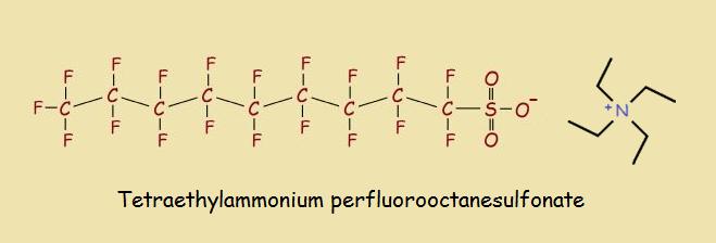perfluorooctanesulfonates