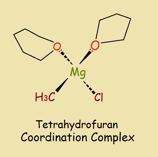 THF Coordination Complex