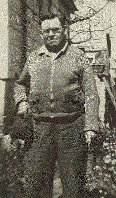 My grandfather, and Irish ancestor