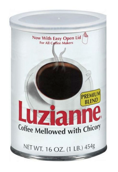 Luzianne coffee with chicory